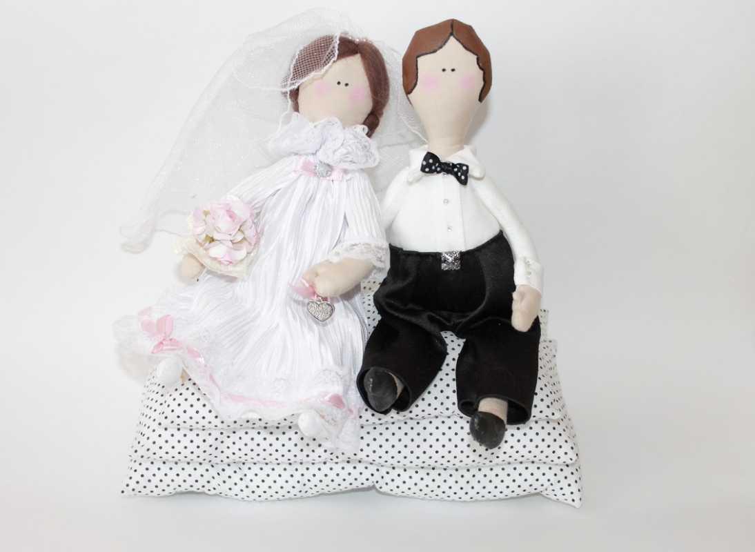 Куклы на свадьбу своими руками фото 710