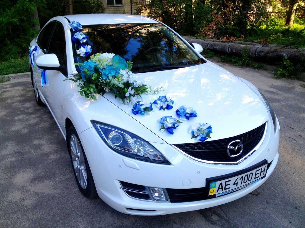 Оформить свадебную машину своими руками фото