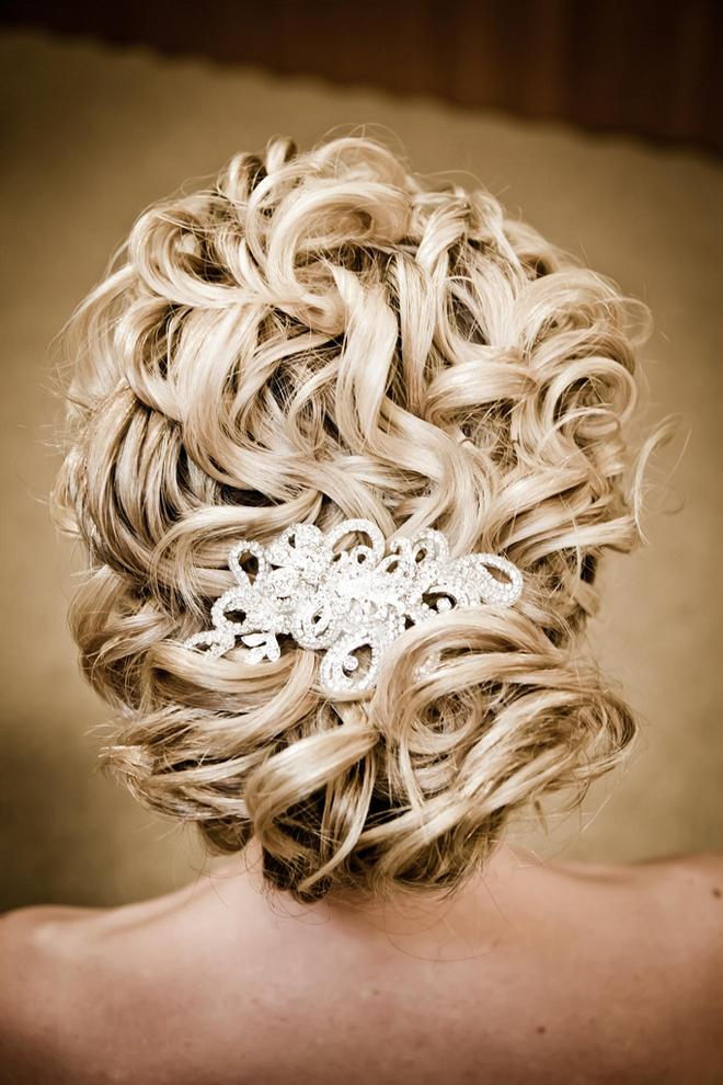 04 Завиток к завитку - свадебная прическа для длинных волос