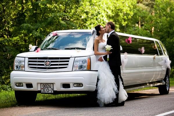 Советы по выбору свадебной машины