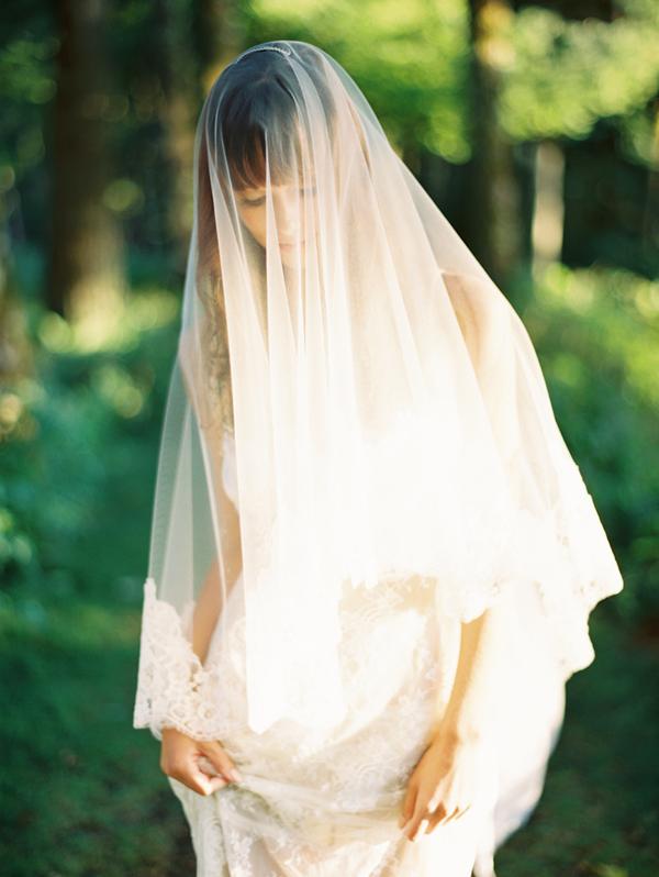 fata1-3 Красота со смыслом, интересно о фате для невесты, Свадебная фата: история и современность