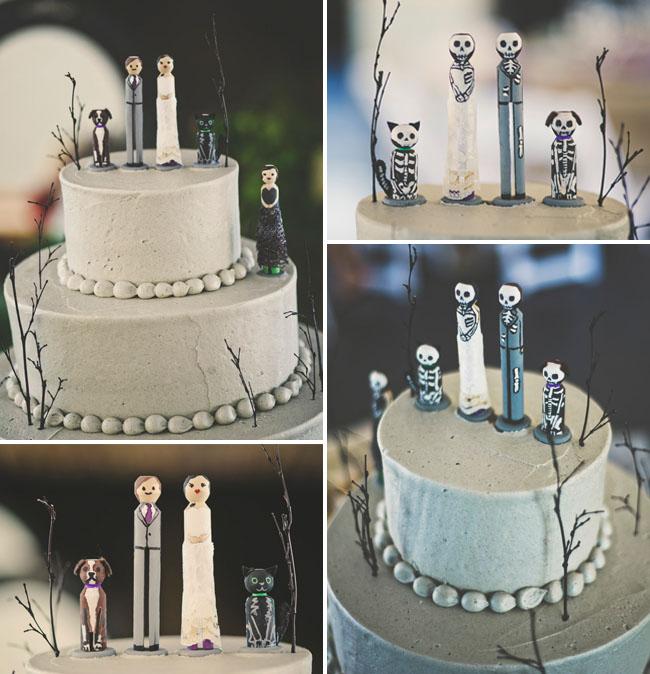 svadebnye-torty-3 Свадебные торты не только очень вкусные, но и прекрасное украшение для свадебного банкета