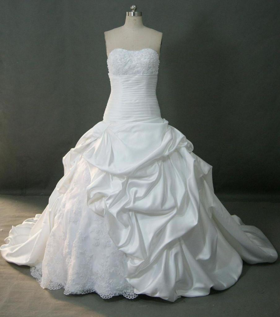 plat12-904x1024 Платье по фигуре - рекомендации по выбору свадебного платья в соответствии с типом фигуры