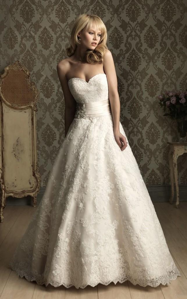 plat3-643x1024 Платье по фигуре - рекомендации по выбору свадебного платья в соответствии с типом фигуры
