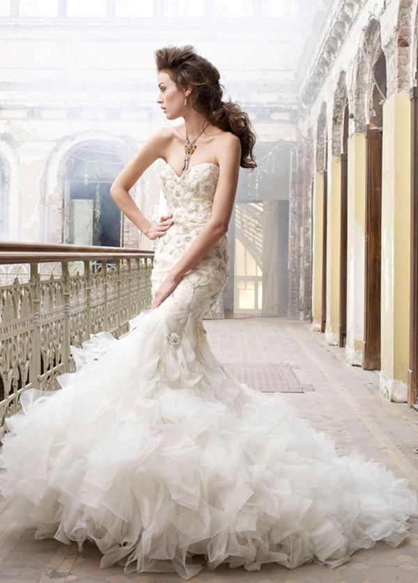 plat4 Платье по фигуре - рекомендации по выбору свадебного платья в соответствии с типом фигуры