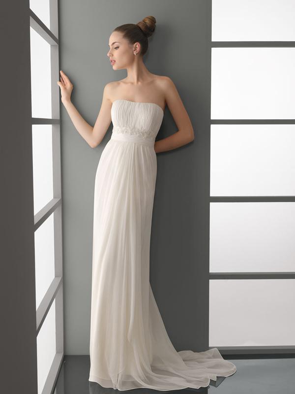 plat5 Платье по фигуре - рекомендации по выбору свадебного платья в соответствии с типом фигуры