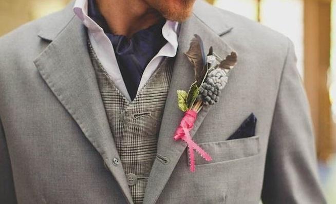 Шейные платки для жениха