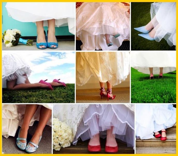 a895607a5 Модная свадебная обувь из рубрики Свадебные туфли - Все об ...
