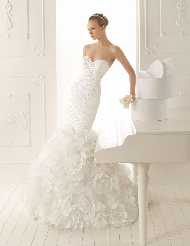 Коллекция свадебных платье Aire Barcelona