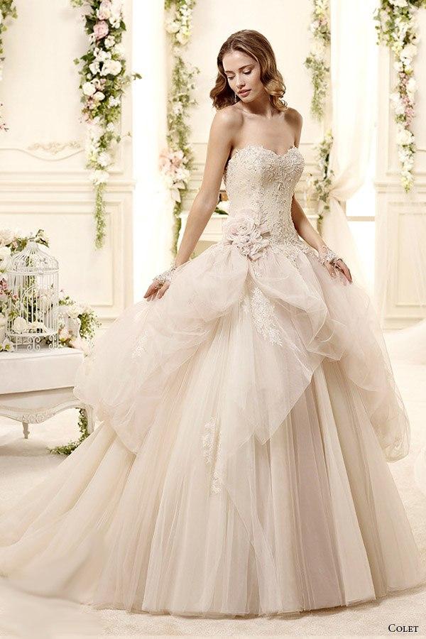Свадебные платья дизайнера Alessandra Rinaudo