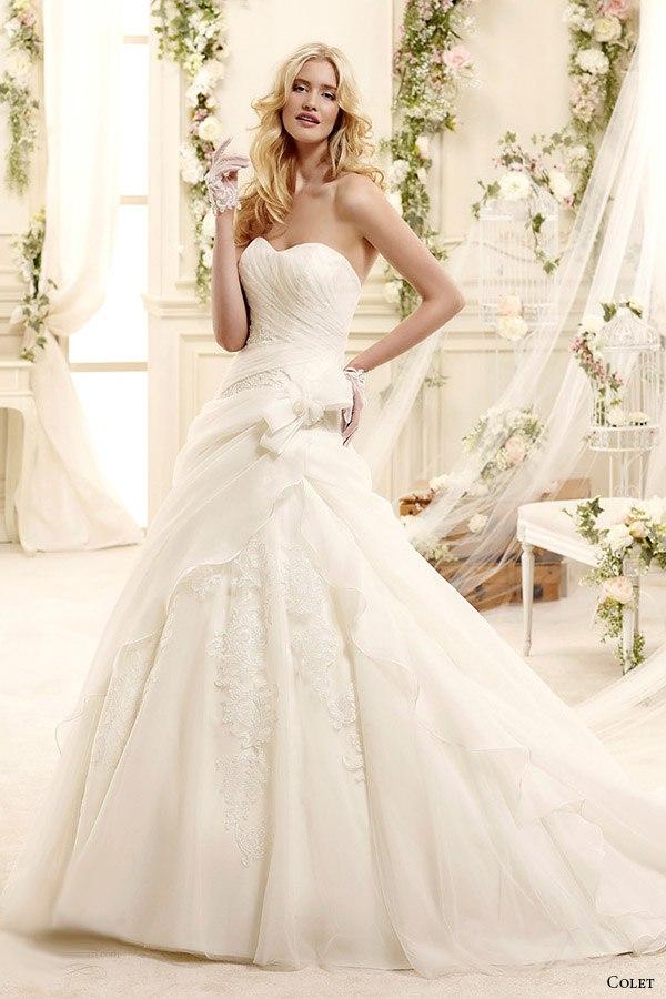 Alessandra-Rinaudo-6 Свадебные платья дизайнера Alessandra Rinaudo