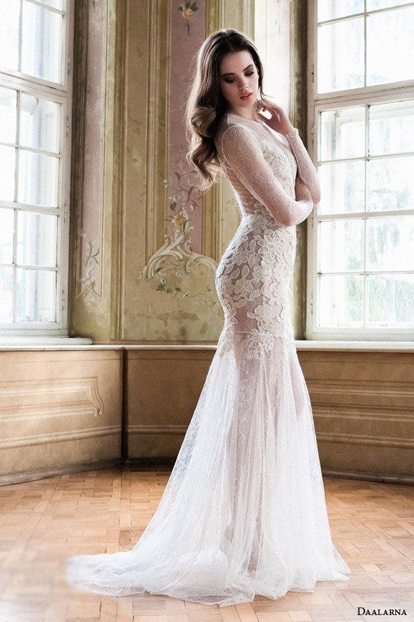 Коллекция свадебных платье Daalarna