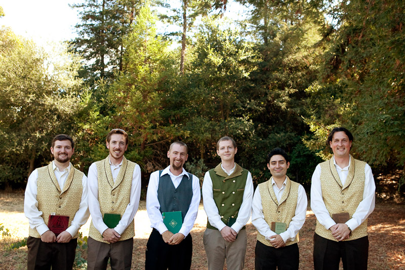 Gosti-svadby-v-stile-hobbitov Свадьбы в стиле фильма «Хоббиты» и «Властелин колец»