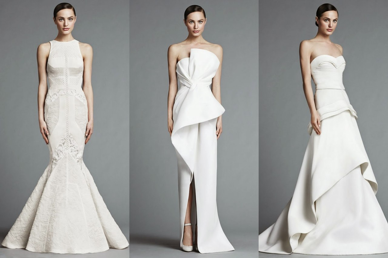 J.-Mendel-Spring-1 Все коллекции свадебных платьев