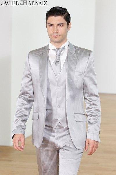Janivier-Arnaiz-5 Коллекция свадебных костюмов от Janivier Arnaiz