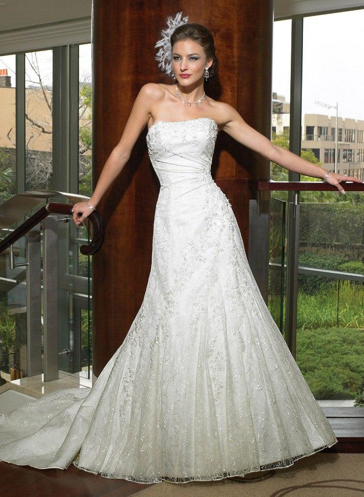 Коллекция свадебных платье от Maggie Sottero
