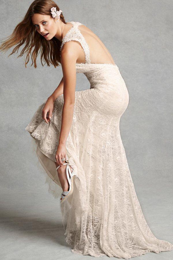 Коллекция свадебных платье  Monique Lhuillier