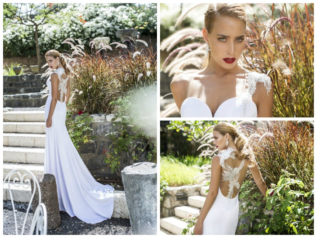 Nurit-Hen-3 Свадебные платья дизайнера  Nurit Hen