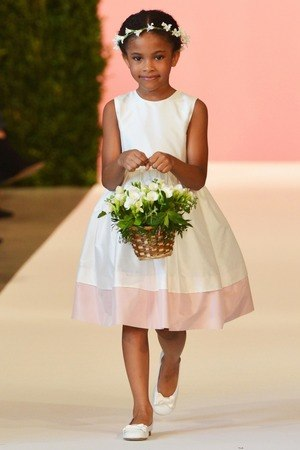 Свадебные наряды для детей от Oscar de la Renta