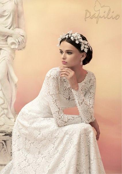 Коллекция свадебных платье от Papilio 2015