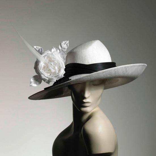 Philip-Treacy-5 Удивительные свадебные шляпки от Philip Treacy