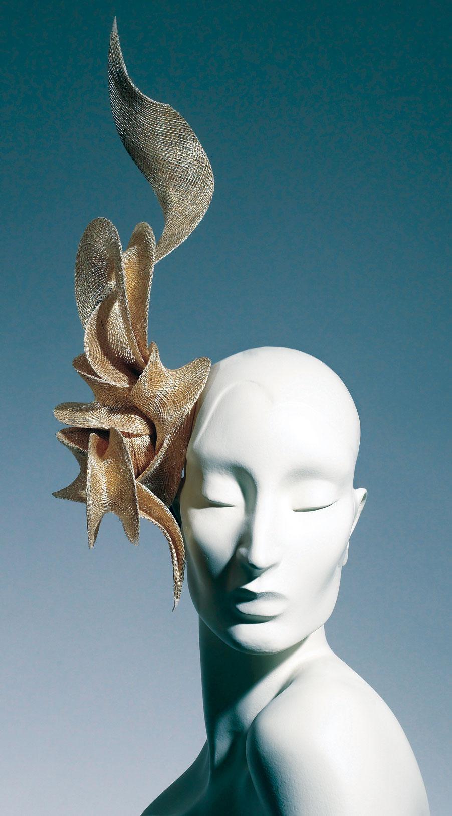 Philip-Treacy-7 Удивительные свадебные шляпки от Philip Treacy
