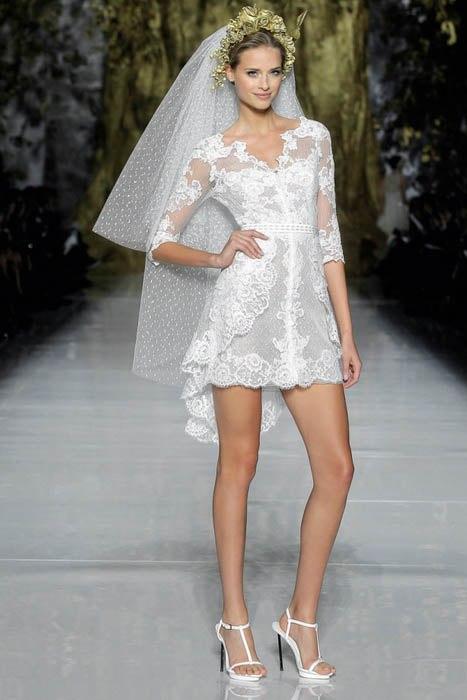 Pronovias-1 Все коллекции свадебных платьев