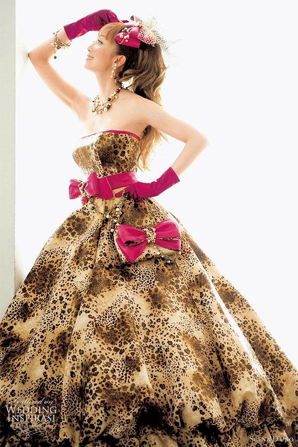 Коллекция свадебных платьев Scena D'uno