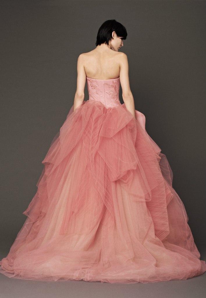 Свадебные платья от дизайнера Vera Wang