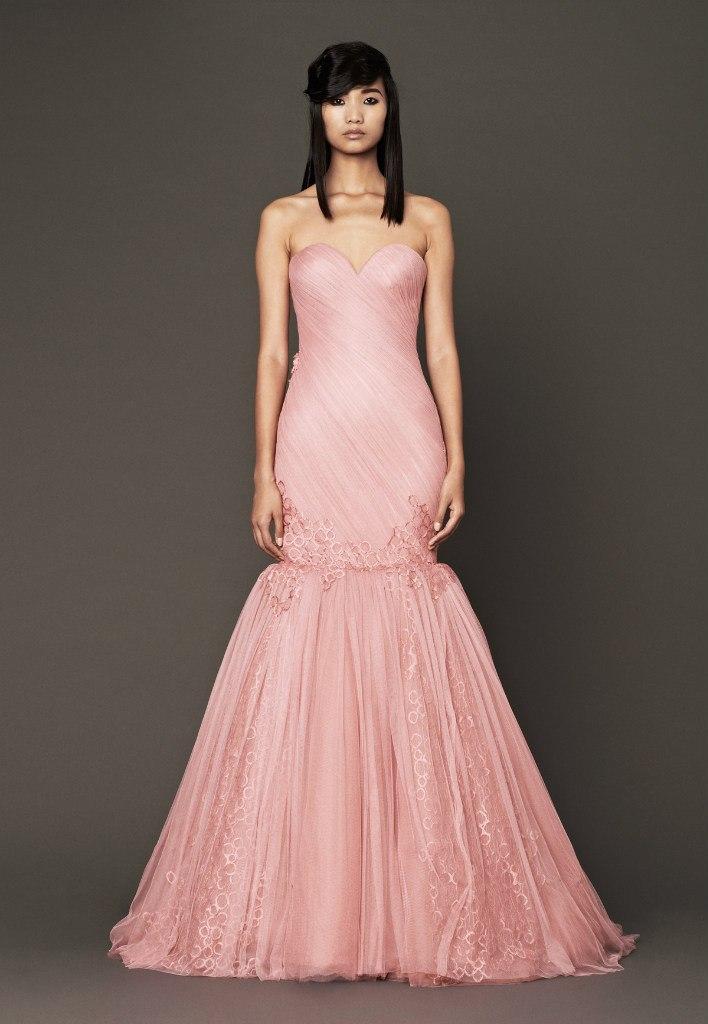 Vera-Wang-2 Свадебные платья от дизайнера Vera Wang