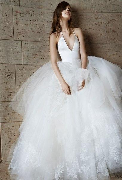 Vera-Wang-2015-1 Все коллекции свадебных платьев