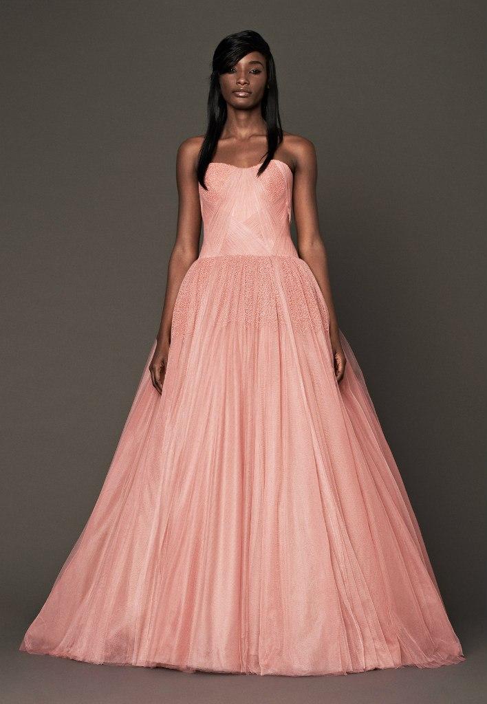 Vera-Wang-4 Свадебные платья от дизайнера Vera Wang
