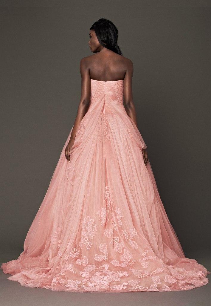 Vera-Wang-5 Свадебные платья от дизайнера Vera Wang
