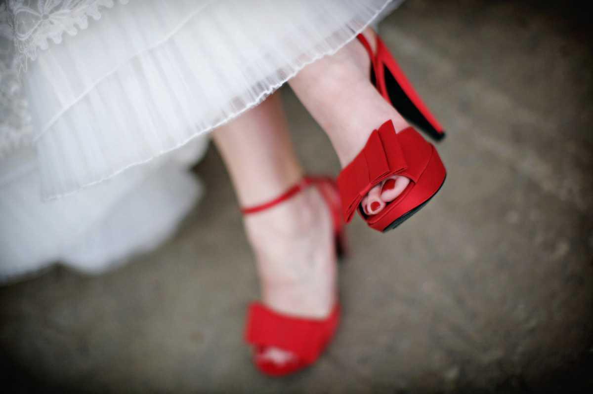 Vyibiraem-obuv Как выбрать туфли невесты на свадьбу