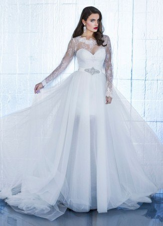 Свадебные платья дизайнера Yumi Katsura
