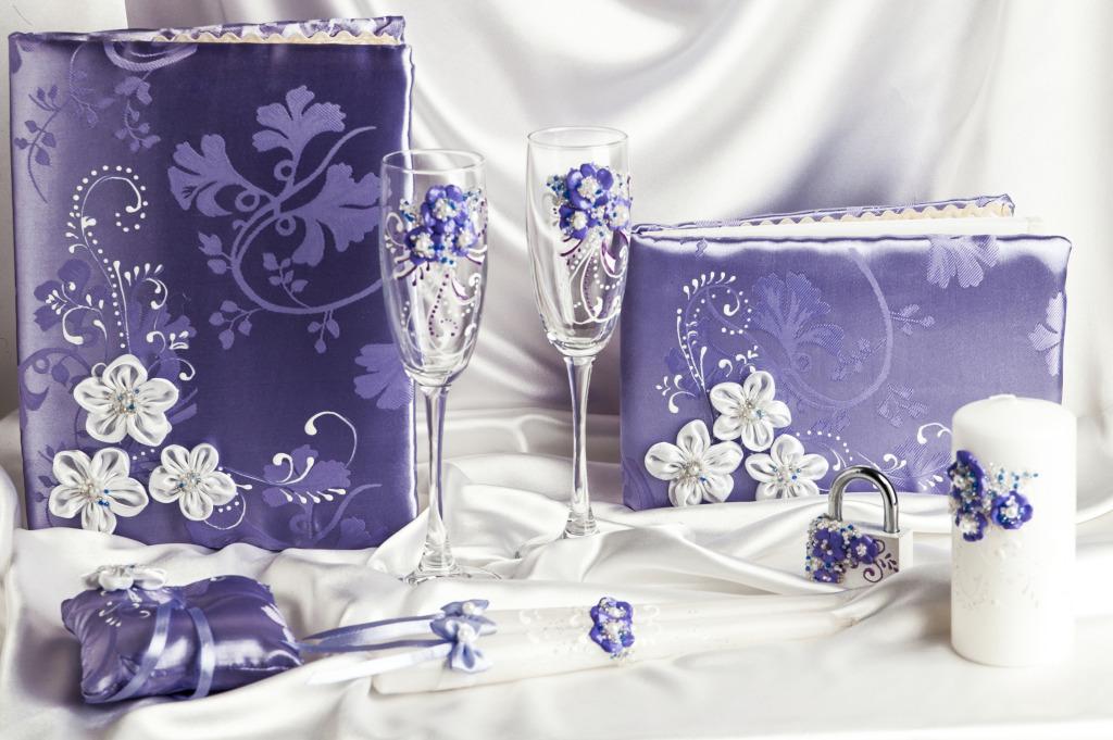 """Свадьба в стиле """"Сирень"""": используем цветы сирени и сиреневый цвет"""