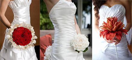 buket-lepestki-3 Свадебные букеты, идеи и советы!