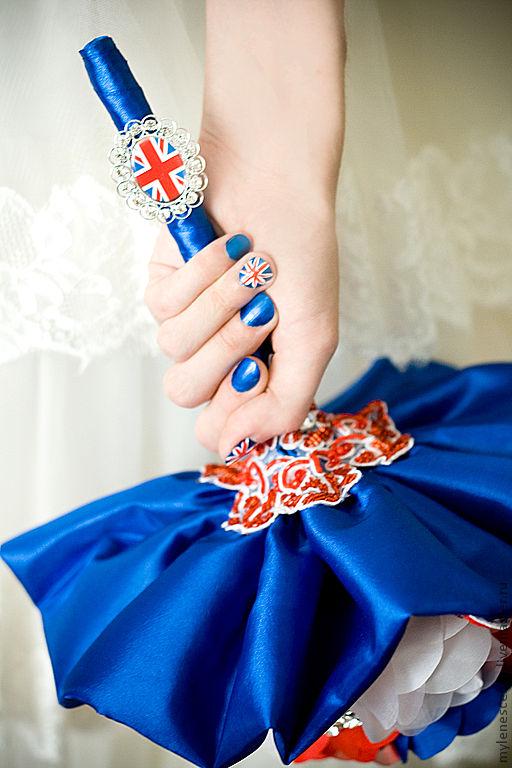 """buket-nevesty-Angliya Свадьба в стиле """"Англия"""""""