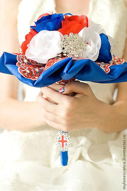"""buket-nevesty-Angliya2 Свадьба в стиле """"Англия"""""""