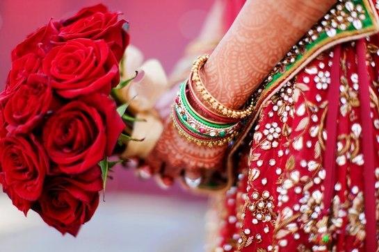 buket-nevesty Свадьба в индийском стиле