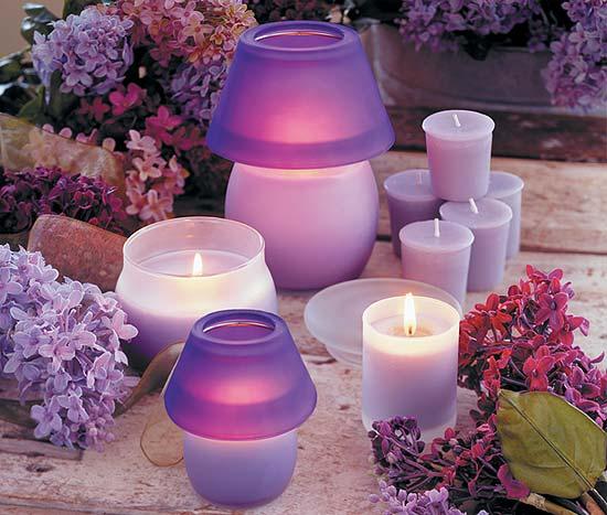 """dekor-siren Свадьба в стиле """"Сирень"""": используем цветы сирени и сиреневый цвет"""