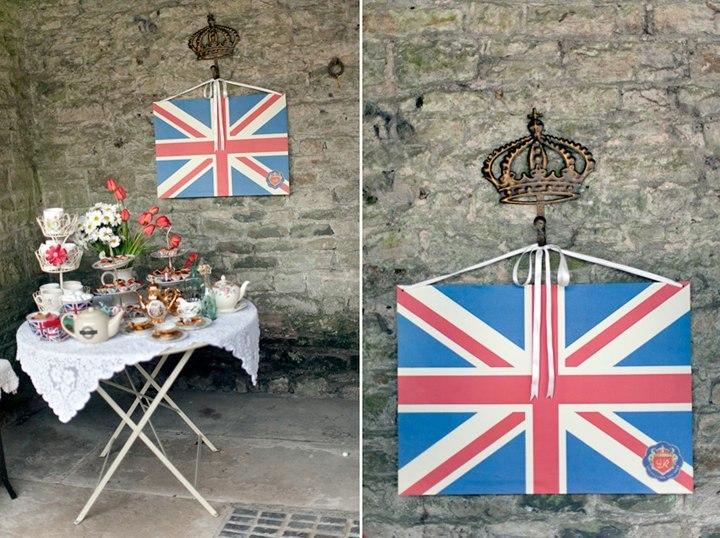"dekor-svadby-Angliya Свадьба в стиле ""Англия"""