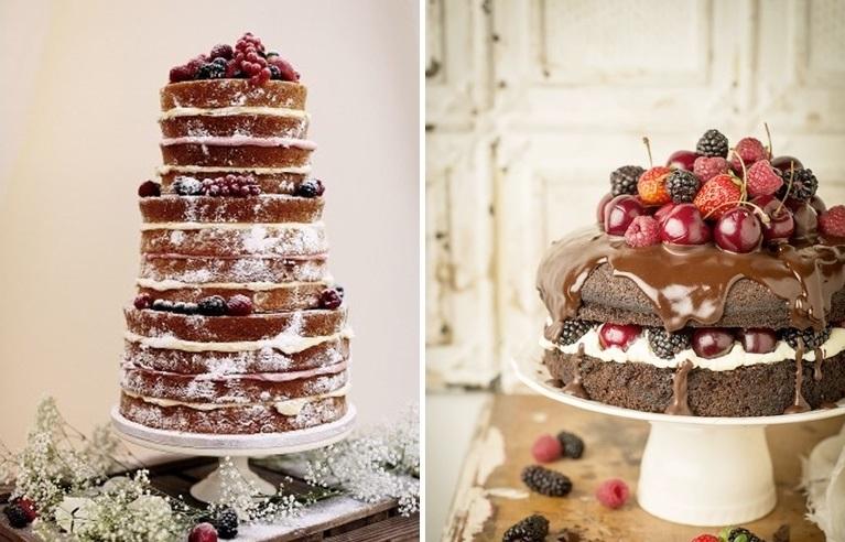 golye-torty-shokoladnye Свадебные торты,сладкий и  важный момент при организации свадьбы!