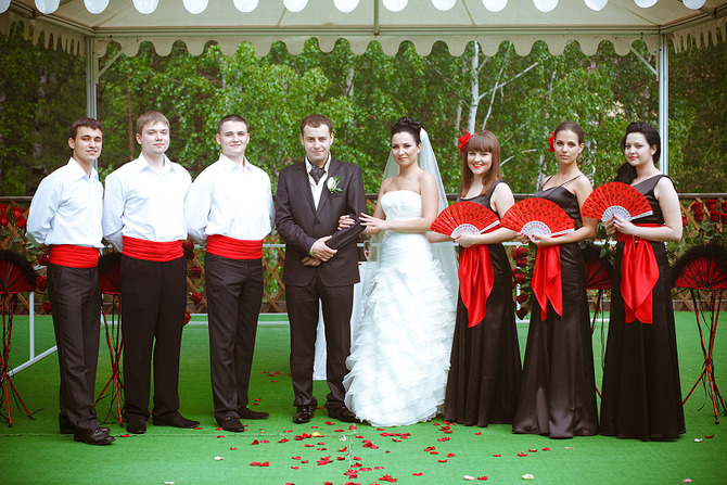 """Свадьба в стиле """"Испания"""""""