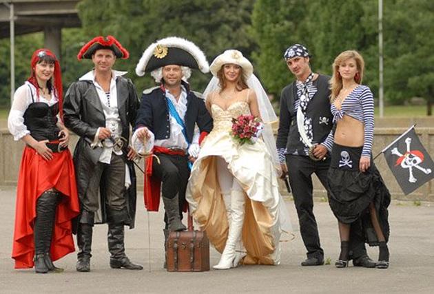 gosti-piraty Выкупаем невесту в морском-пиратском стиле(сценарий)