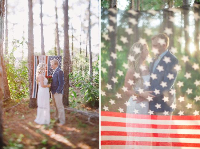 "idei-dlya-fotosessii Свадьба в стиле ""Американский флаг"": несколдько идей и советов"