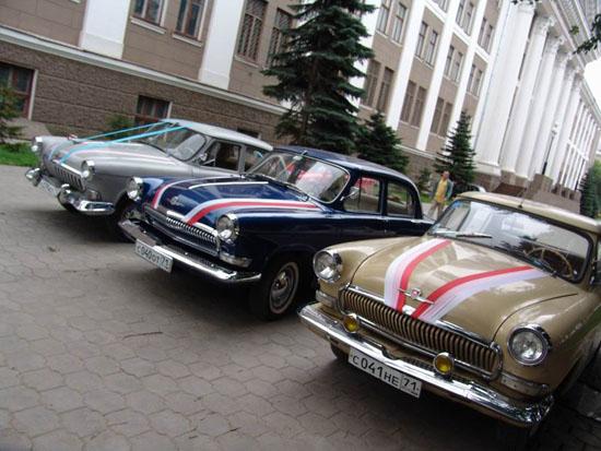 kortezh-sssr Свадьба в стиле СССР