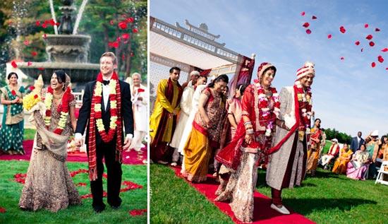 krasivaya-indiiskaya-svadba Свадьба в индийском стиле