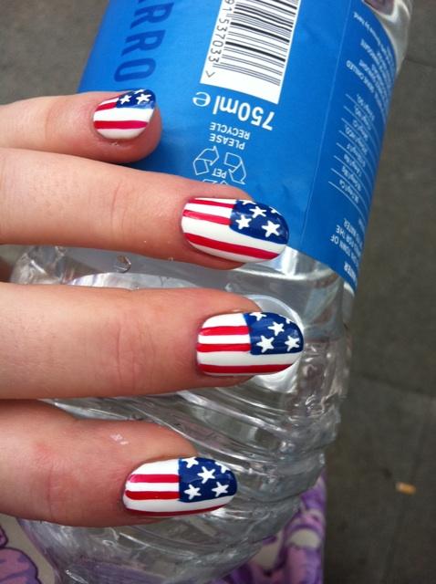 """manikyur-amerika Свадьба в стиле """"Американский флаг"""": несколдько идей и советов"""