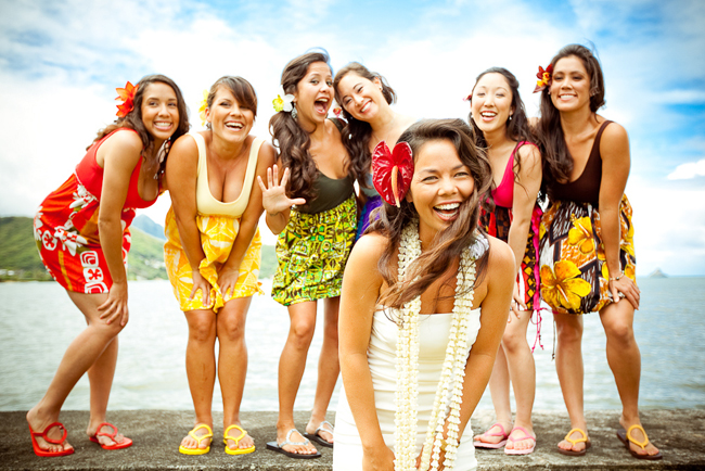 nevesta-gavai Свадьба в гавайском стиле